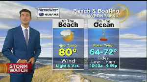 WBZ Evening Forecast For July 17 [Video]