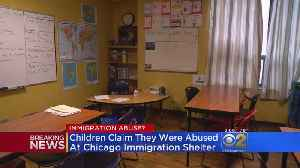 Migrant Children Allegedly 'Dragged, Yelled At, And Threatened' In Chicago Immigration Shelter [Video]