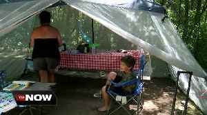 Camping tips to protect your family in severe weather [Video]
