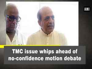 TMC issue whips ahead of no-confidence motion debate [Video]