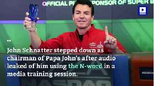 Papa John's Founder Says Stepping Down Was a