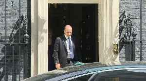PM leaves Downing Street ahead of final PMQs before recess [Video]
