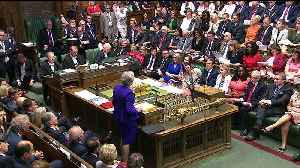 PMQs: May and Corbyn clash over Vote Leave claims [Video]