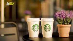 Starbucks and McDonald's Join Forces To Save The Planet [Video]