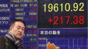 Stocks Hit One-Month High [Video]