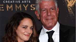 Asia Argento Speaks Out On Anthony Bourdain's 'Obsession' With Suicide [Video]