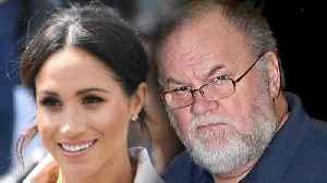Meghan Markle's Sister Wants Duchess to Call Dad on His Birthday [Video]