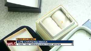 Thieves use 'distraction' tactic to steal jewelry, cash and rare coins from Tampa woman's home [Video]