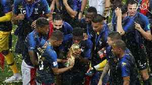 FRANCE 4-2 CROATIA | FRANCE ARE WORLD CUP CHAMPIONS!!! | #TheFootballSocial [Video]