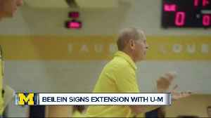 John Beilein signs contract extension with Michigan Basketball through 2022-23 [Video]