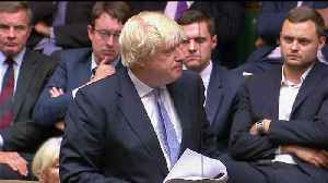 """""""It's not too late to save Brexit"""", Johnson tells UK parliament [Video]"""