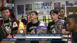 Fort Myers nonprofit boxing academy [Video]