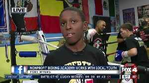 Nonprofit boxing academy works with local youth in Fort Myers [Video]