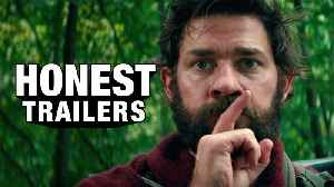 A Quiet Place - Honest Trailers [Video]