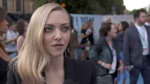 Amanda Seyfried On Her Character's Pregnancy [Video]