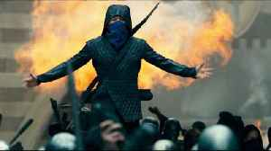 Taron Egerton, Jamie Dornan In 'Robin Hood' New Trailer [Video]