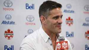 Nations League will help Canadian men's soccer evolve: Coach [Video]