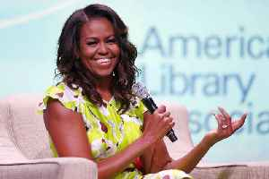 Michelle Obama Spotted at Beyonce and Jay-Z Concert [Video]
