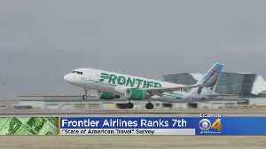 Denver-Based Frontier Airlines Ranks Low Among Travelers [Video]