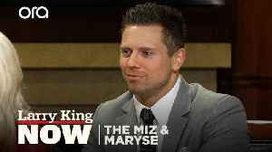 The Miz and Maryse on Nikki Bella and John Cena's on-again, off-again relationship [Video]