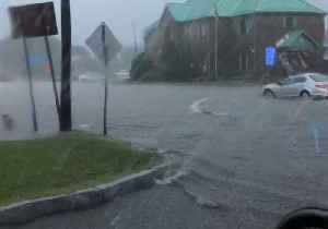 Strong Thunderstorms Bring Floods to Massachusetts [Video]