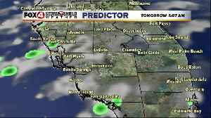 FORECAST: Hot & Humid with Isolated Storms [Video]