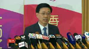 Hong Kong: Pro-independence party faces possible ban [Video]