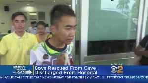 Boys Rescued From Cave In Thailand Released From Hospital [Video]