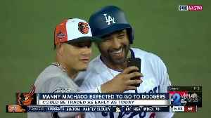 Trade rumors: Manny Machado expected to go to the LA Dodgers [Video]