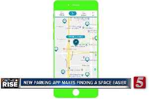 Parking App 'ParkMobile' Encourages Drivers To Pay On Their Smartphones: On The Rise [Video]