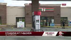 Stabbing at Overland Park 7-Eleven leaves clerk with critical injuries [Video]