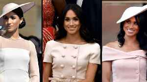 Meghan Markle's Father Thomas Critiques Her Style! [Video]