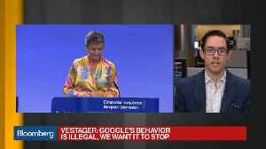What EU's Record Fine Means for Google, Tech Industry [Video]
