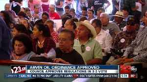 Arvin passes oil and gas restriction ordinance [Video]