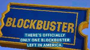 The Last Blockbuster in America [Video]