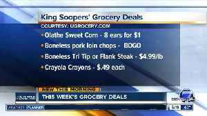 This week's grocery deals [Video]