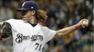 A Baseball Game Lasts Nine Innings, But For Josh Hader, Awful Tweets Last Forever [Video]