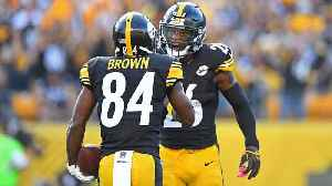 Antonio Brown: Le'Veon Bell is Doing What Is Right in Dispute with Steelers [Video]