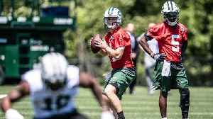 What Is the Chance Sam Darnold Wins Jets Starting Job in Training Camp? [Video]