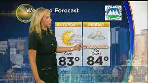 WBZ Midday Forecast For July 18 [Video]