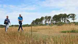 News video: British Open Preview: How Conditions at Carnoustie Could Impact Tournament