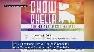 'Chowchella' Cancelled After Coachella Sends Cease-And-Desist [Video]
