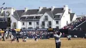 British Open golf tournament set to get underway [Video]