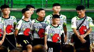 Thai boys go home after 'miracle' rescue from cave [Video]