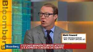 Trade Tensions Won't Impact Economy for Months, BNP's Howard [Video]