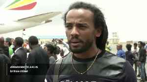 First Ethiopia-Eritrea flight in 20 years seals peace deal [Video]