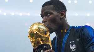 Jose: World Cup will lift brilliant Pogba [Video]