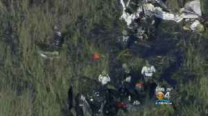 Police ID Fourth Victim Recovered In Everglades Plane Crash [Video]