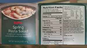 Salmonella Outbreak Linked To Hy-Vee Pasta Salad [Video]