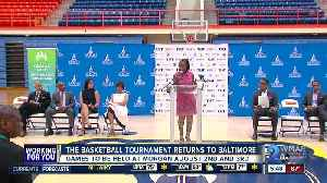 The Basketball Tournament returning to Baltimore [Video]